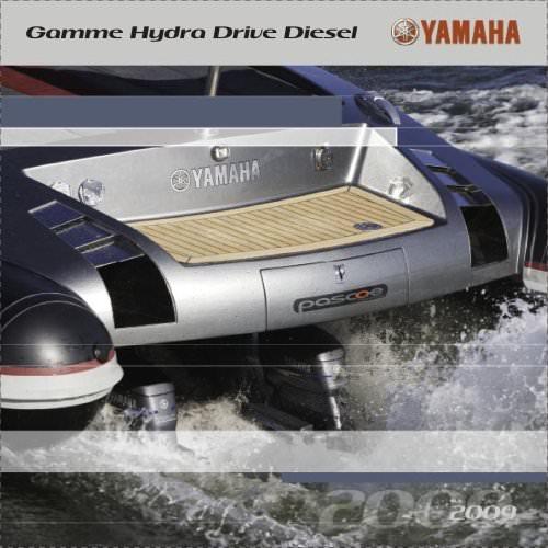 GAMME HYDRA DRIVE DIESEL