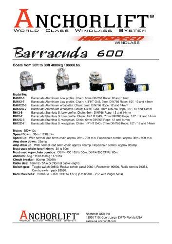 Windlass Reference Guide (US)
