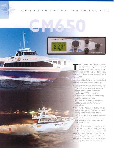 CM 650