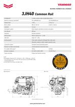 SPECIFICATION DATASHEET 3JH40
