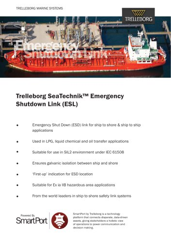 Emergency Shutdown Link
