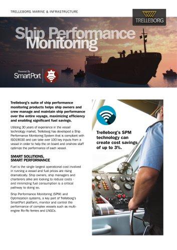 Ship Performance Monitoring Factsheet
