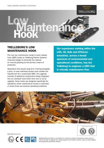 TRELLEBORG'S Low Maintenance Hook