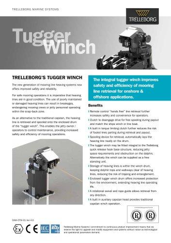 TRELLEBORG'S Tugger Winch