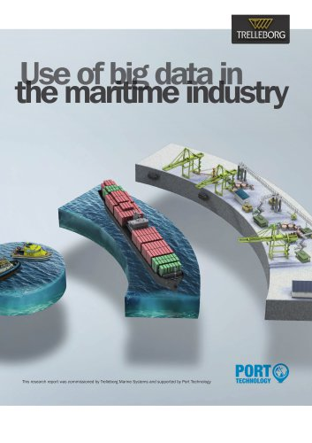 Use of Big Data in the Maritime Industry Report