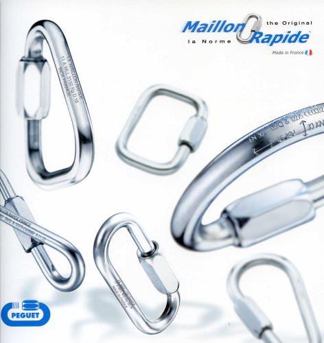 PEGUET Maillon Rapide
