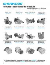 Sherwood Maintenance and Repair Manual - 12