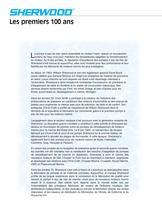 Sherwood Maintenance and Repair Manual - 2