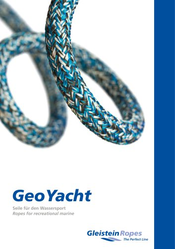 GeoYacht - Ropes for recreational marine