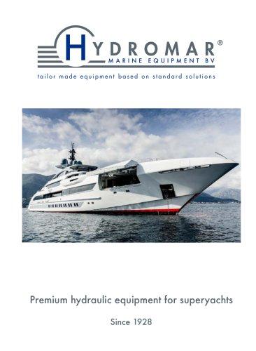 Hydromar brochure - 2020