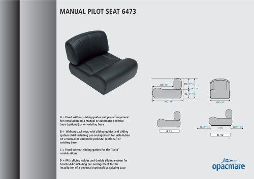 seat model 6473