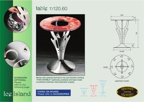 table model TI 120.60