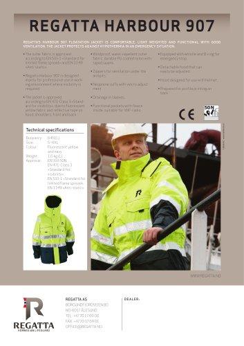 Flotation jackets - Harbour 907