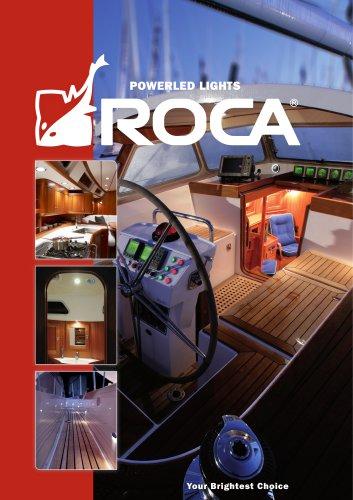 Roca LED lights