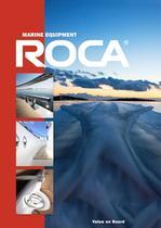 Roca Marine catalogue