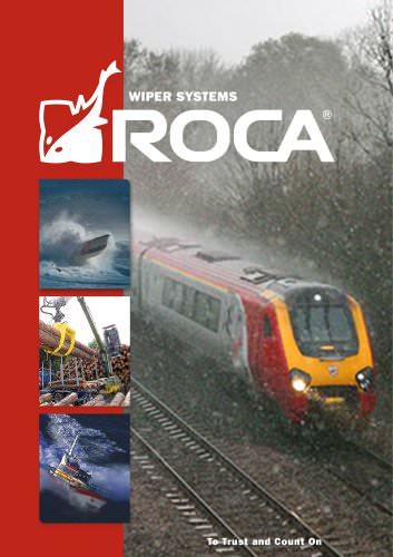 Wiper systems, booklet 2014