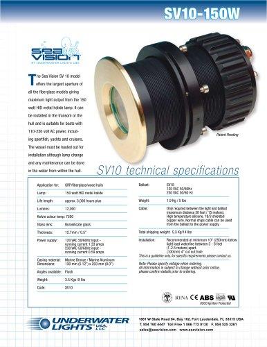 SV10-150W