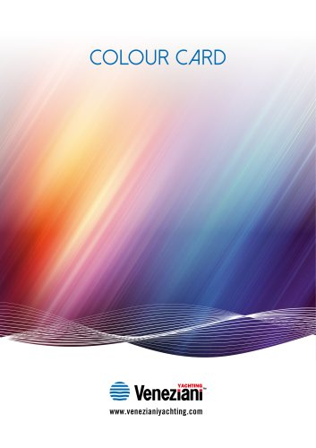 Colour Card VY