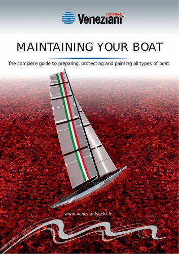MAINTAINING YOUR BOAT