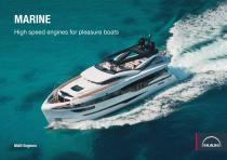Marine Pleasure Brochure
