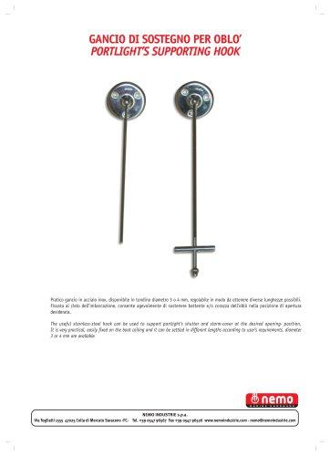 Portlight accessories