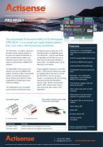 PRO-MUX-1 Data Sheet issue 1.00
