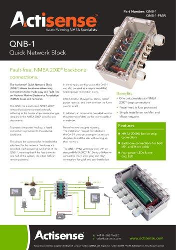 QNB-1 Datasheet