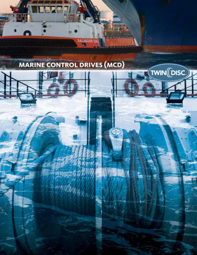 Marine Control Drives Brochure