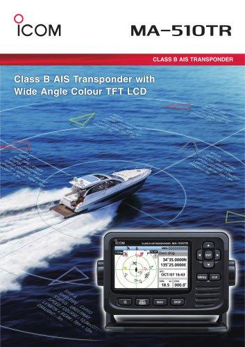 CLASS B AIS TRANSPONDER MA-500TR