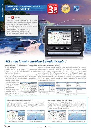 Pack MA-500TR transpondeur