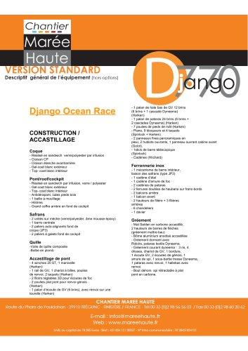 Django Ocean Race
