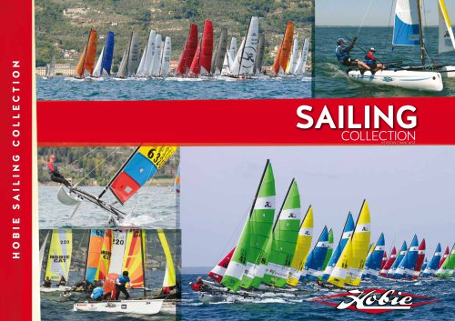HCE COLLECTION DE VOILE 2016 GB