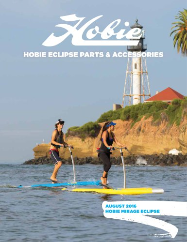 HOBIE ECLIPSE PARTS & ACCESSORIES
