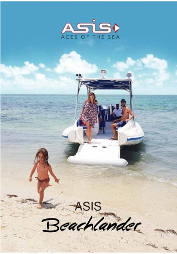 ASIS Boats Beachlander