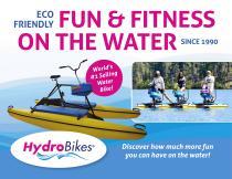 Hydrobike Water Bike Brochure