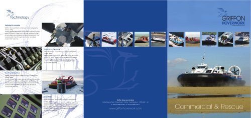 Griffon Hovercraft Commercial