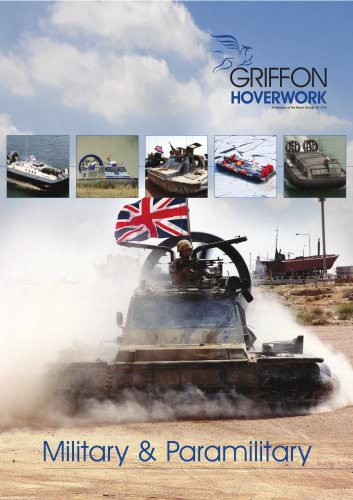Griffon Hovercraft Military