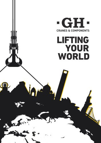 Cranes & Components -LIFTING YOUR WORLD