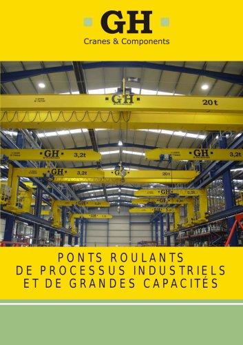 Ponts industriels et de process
