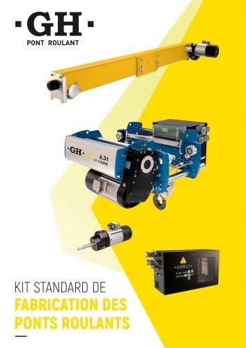 Standard kit components