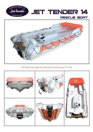 Jet Tender 14 RB