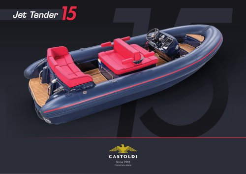 Jet Tender 15