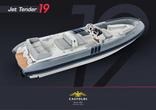 Jet Tender 19