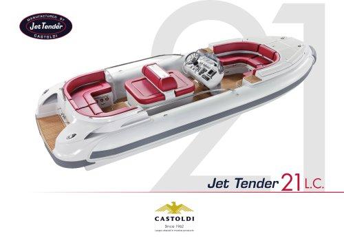 Jet Tender 21 LC