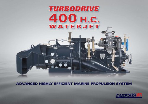 Turbodrive 400 H.C.