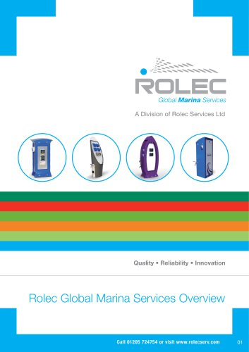 Rolec Global Marina Services Overview