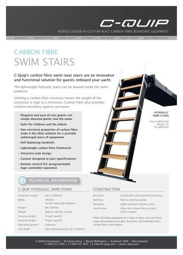 SWIM STAIRS