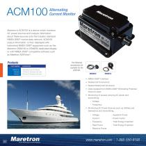 ACM100 - NMEA 2000® Alternating Current Monitor
