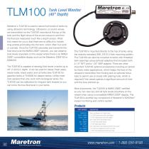 TLM150 tank Level monitor (Gasoline)
