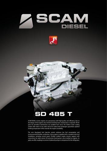 SD 485 T